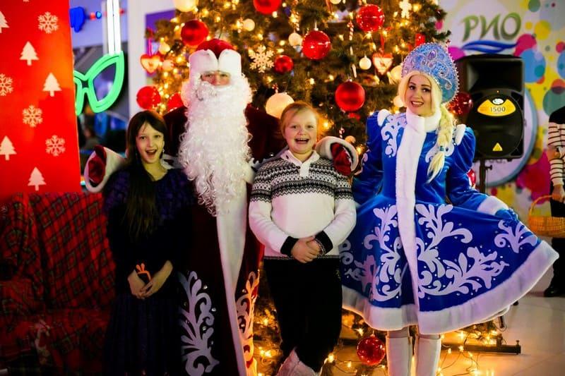 Профессиональные Дед морозы и Снегурочки