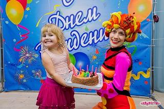 Аниматор на детский праздник, день рождения