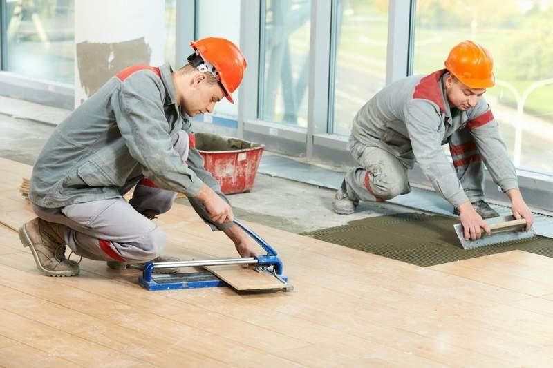 Ремонтно-строительная приглашает на работу мастеров по отделке квартир.
